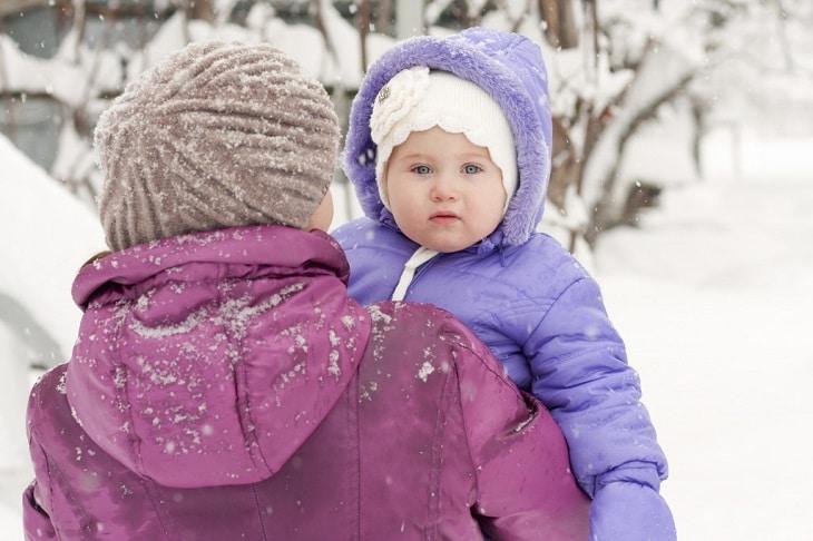 L'hiver approche, quels vêtements de bébé choisir 2