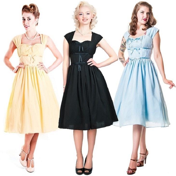 Look vintage, une mode sortie tout droit des années 50 !