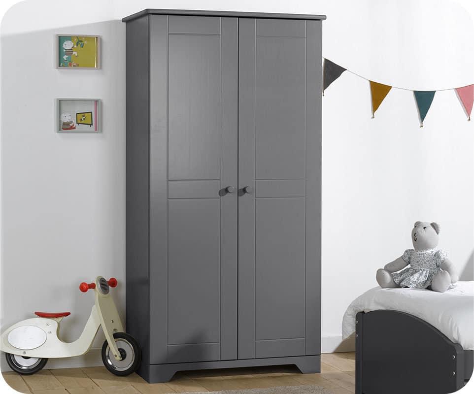 armoire de chambre pour enfant tout savoir. Black Bedroom Furniture Sets. Home Design Ideas