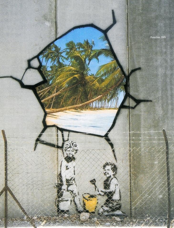 Qui est Banksy, l'artiste anonyme au pochoir 4