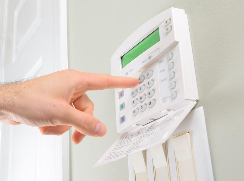 alarme de maison GSM sans fil1
