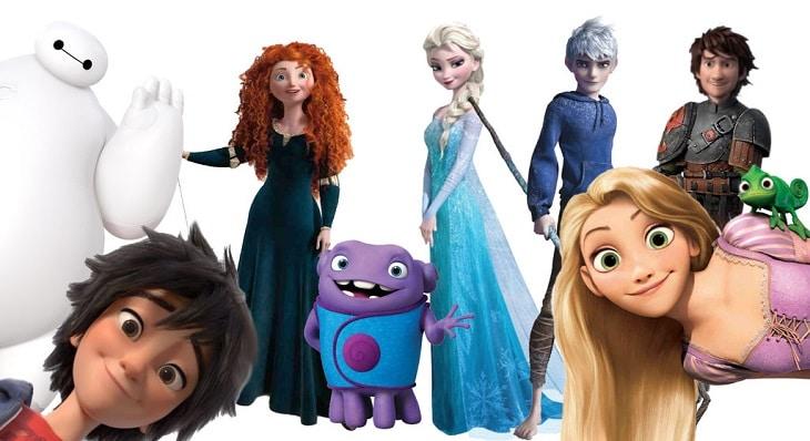 Pixar et DreamWorks les deux piliers de l'animation 1