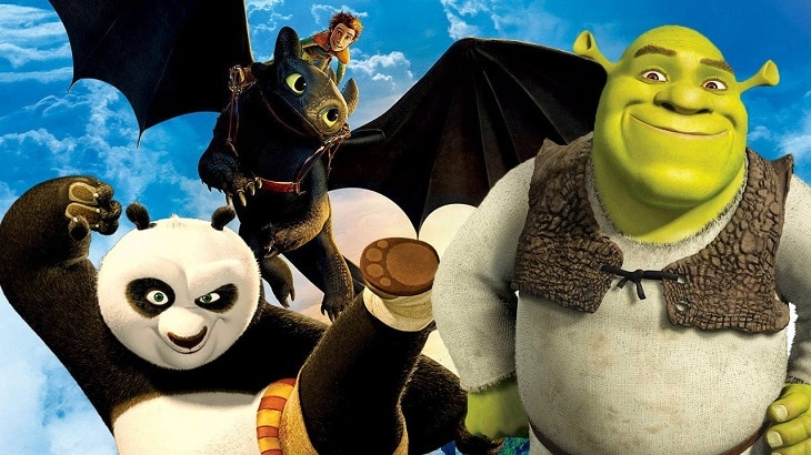 Pixar et DreamWorks les deux piliers de l'animation 2