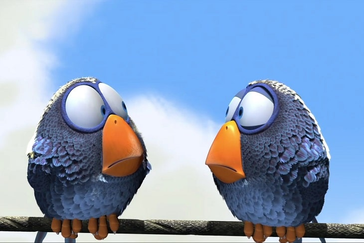 Pixar et DreamWorks les deux piliers de l'animation 4