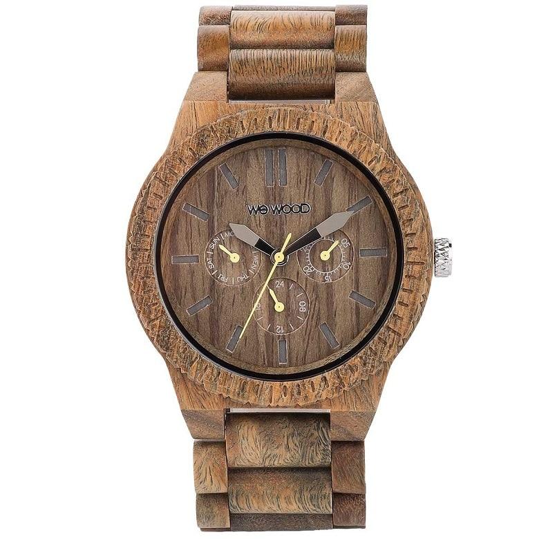 Des montres 100% en bois ! Effet de mode ou vrai bijoux ~ Montre En Bois Femme