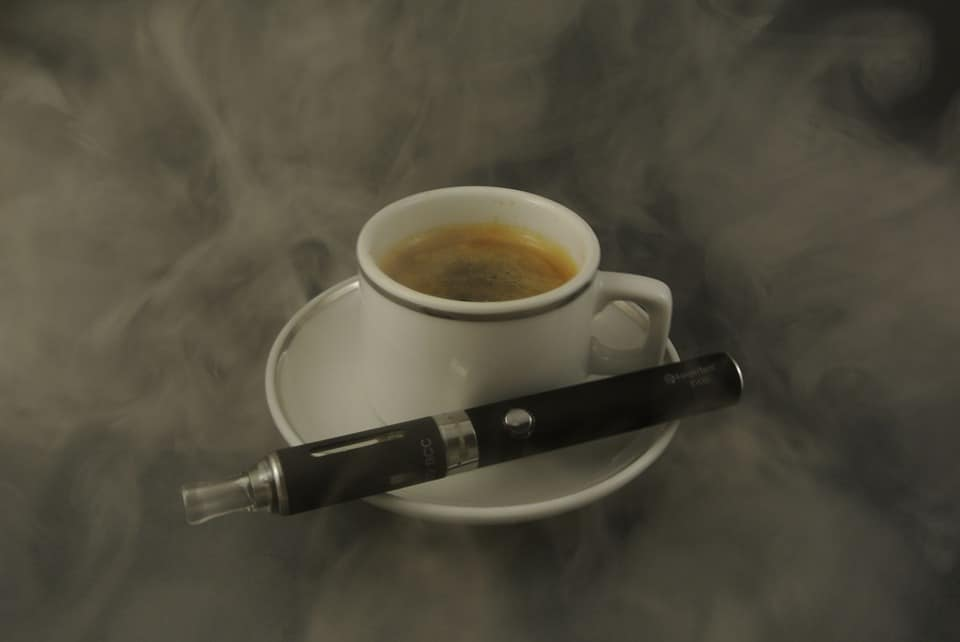 La belgique et vapoteurs au tabac