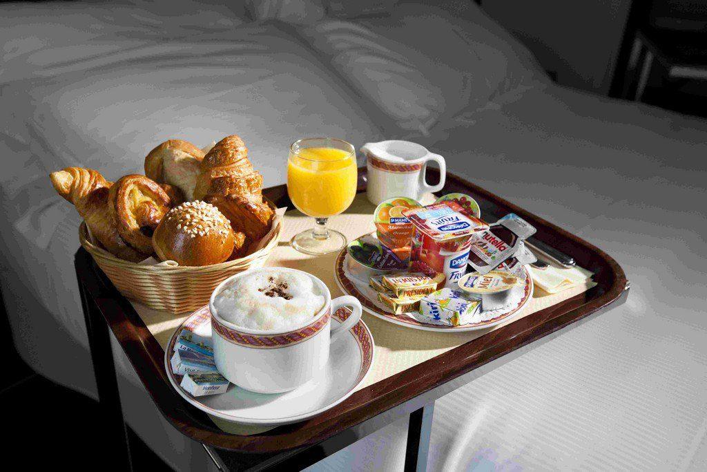 petit dejeuner anglais