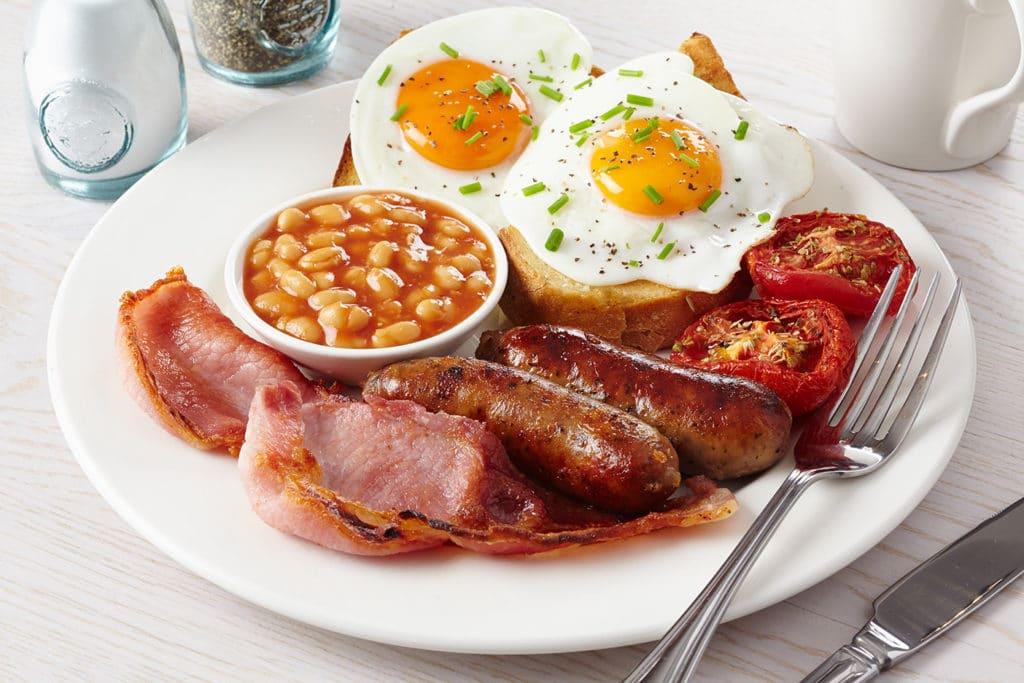 petit dejeuner anglais-
