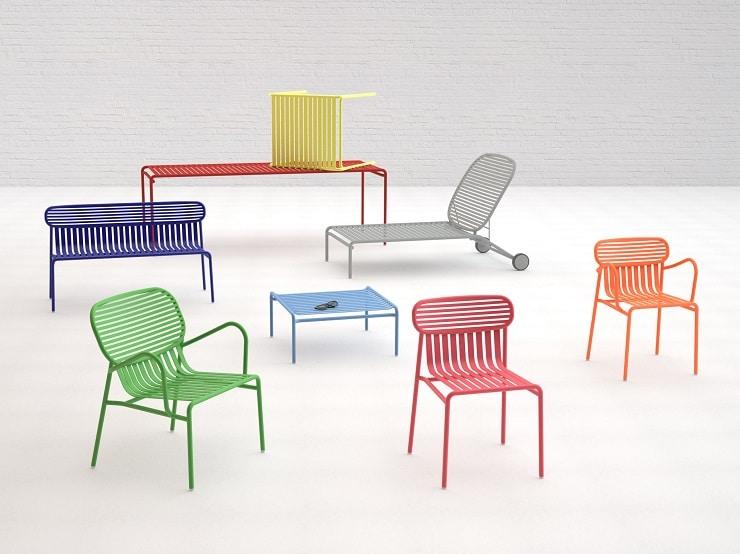 Chaises de jardin design : decryptage d\'une nouvelle tendance