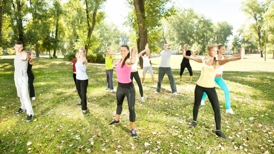 Pratiquer du sport dans son jardin comment faire for Pro du jardin