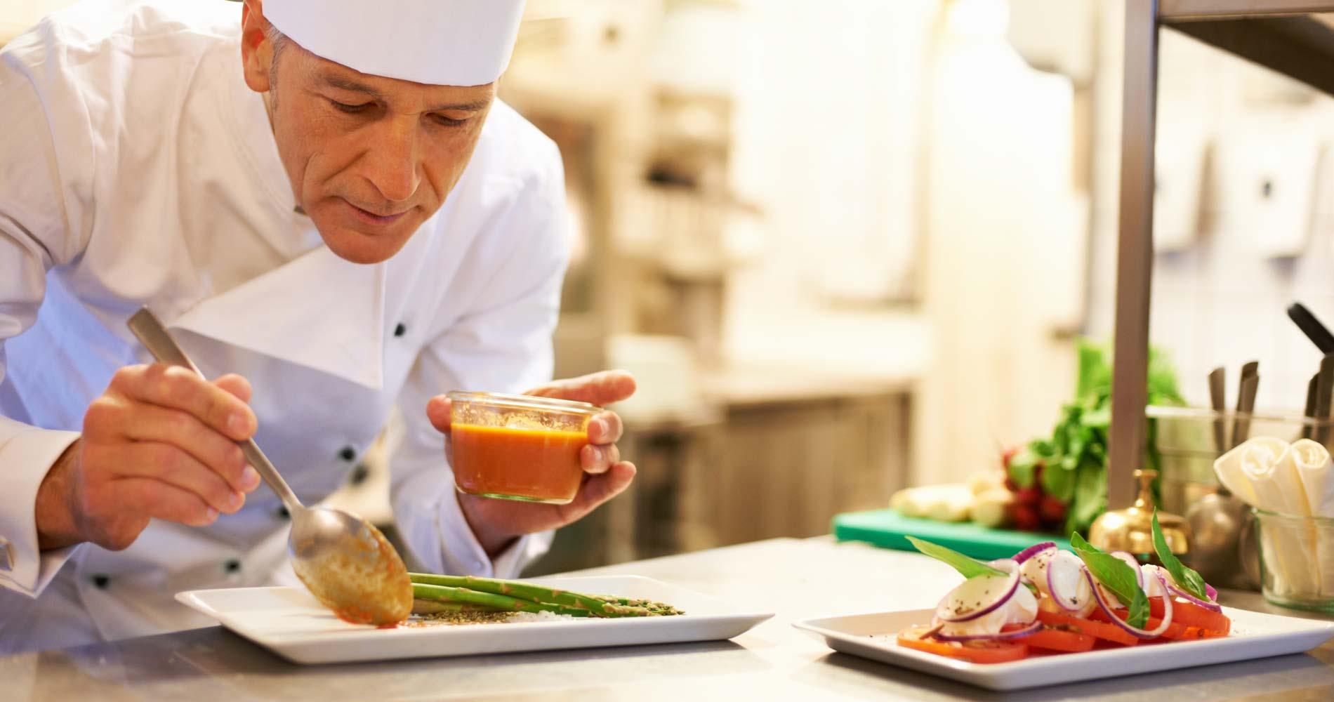 L importance d une veste en cuisine pour la s curit for Cuisine en trois d