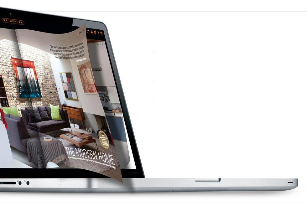 Catalogue interactif ou la synergie du format Print et Web-