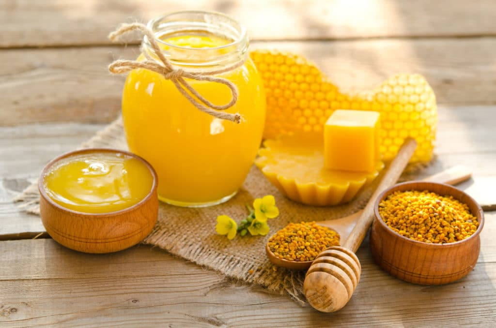 miel-pollen