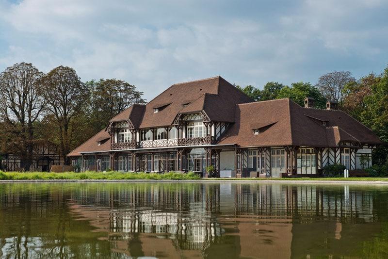 pavillon des étangs
