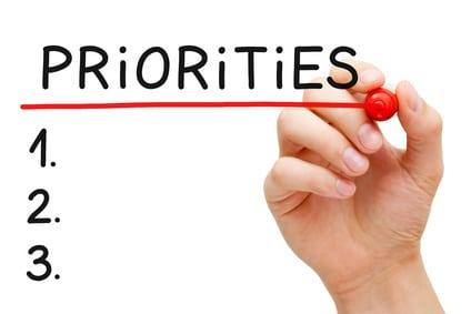priorités SEO