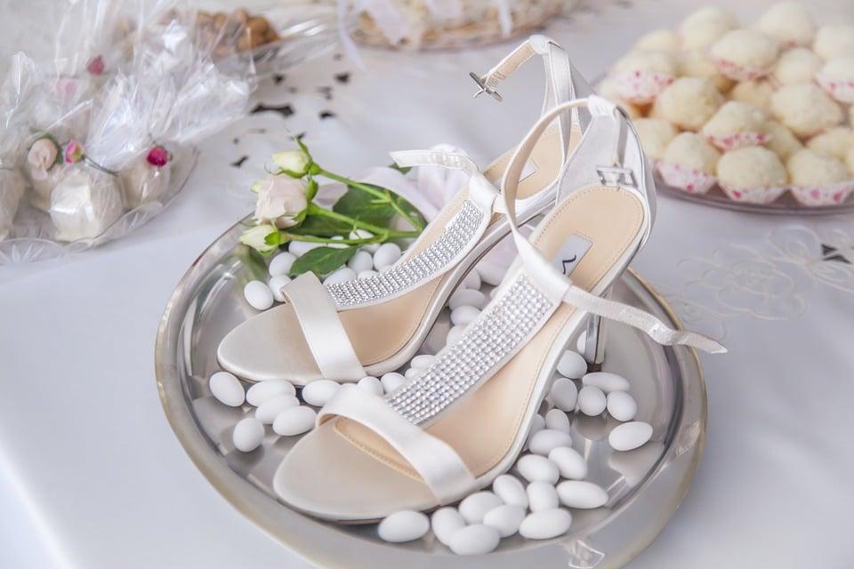 chaussure bapteme