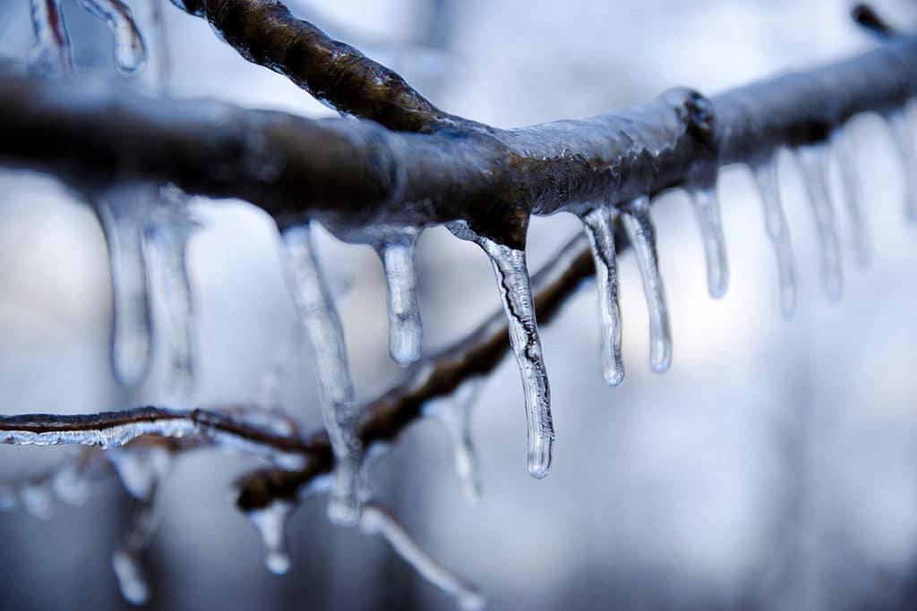 stalactite glace