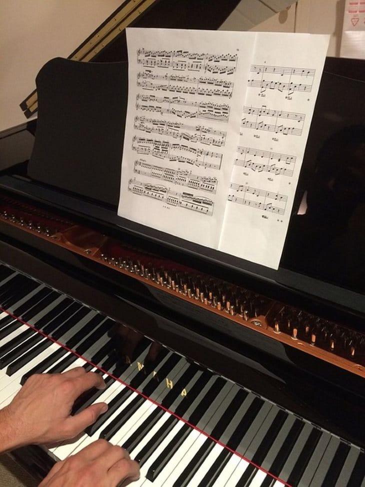 Le piano à queue, le roi des pianos 1