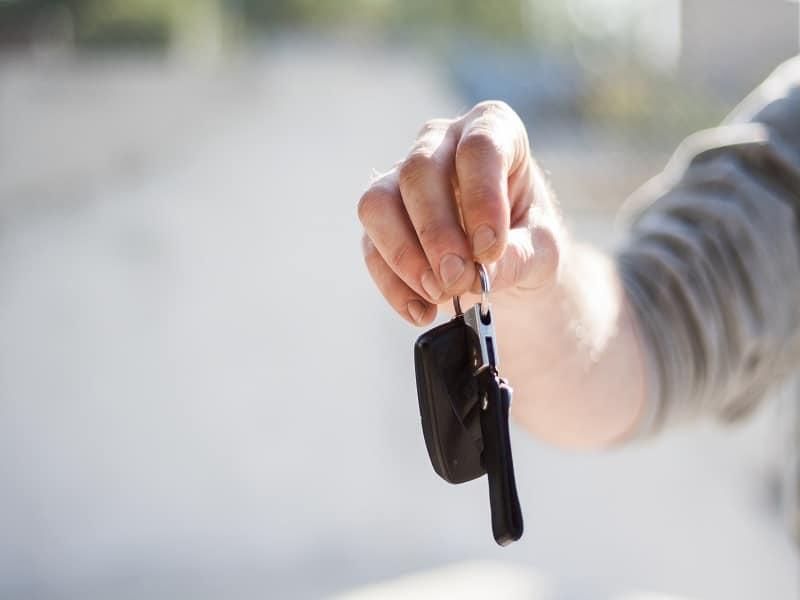 clés-voiture
