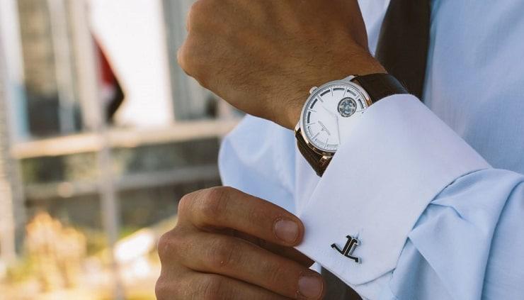montre bracelet cuir
