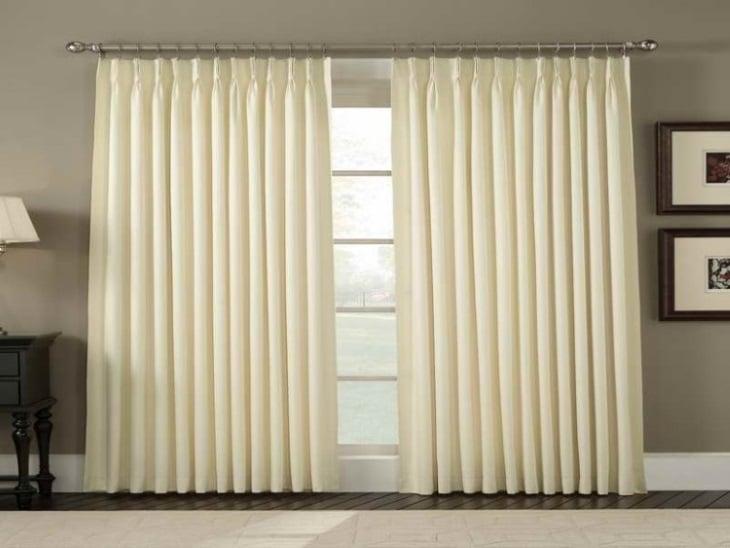 les rideaux occultant et ses semblables pour embellir votre salon. Black Bedroom Furniture Sets. Home Design Ideas