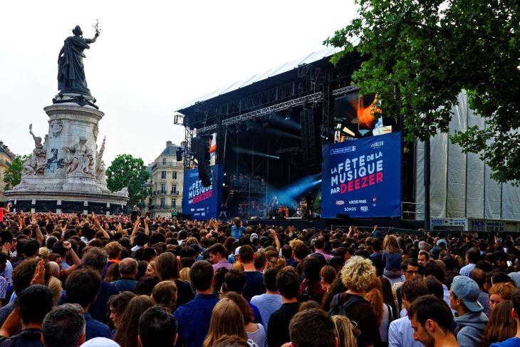 Fete de la musique Paris 2017