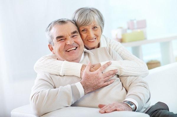 Rencontres amoureuses seniors