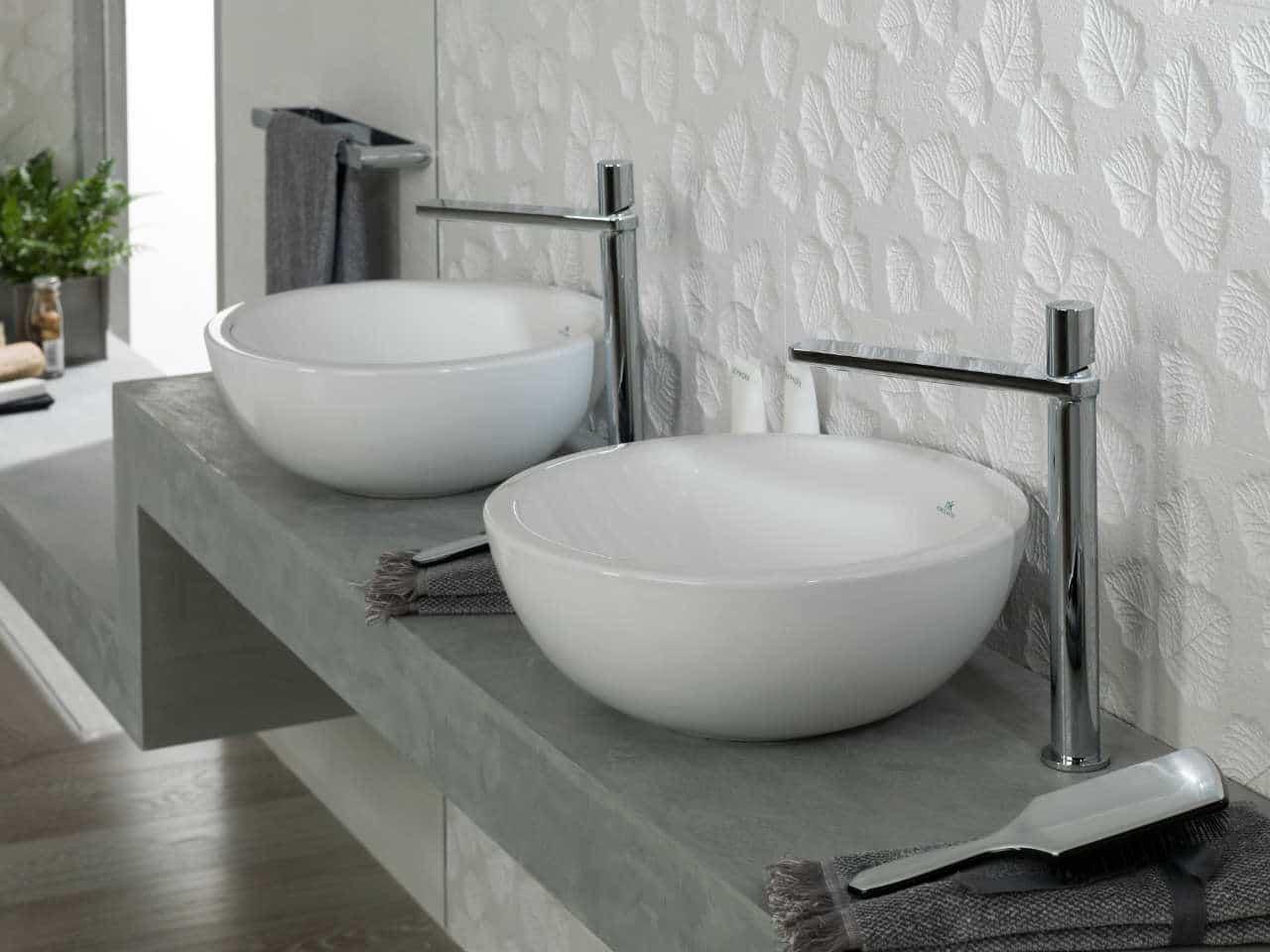 Lavabo Personne Mobilité Réduite faire le choix entre un lavabo et une vasque pour votre
