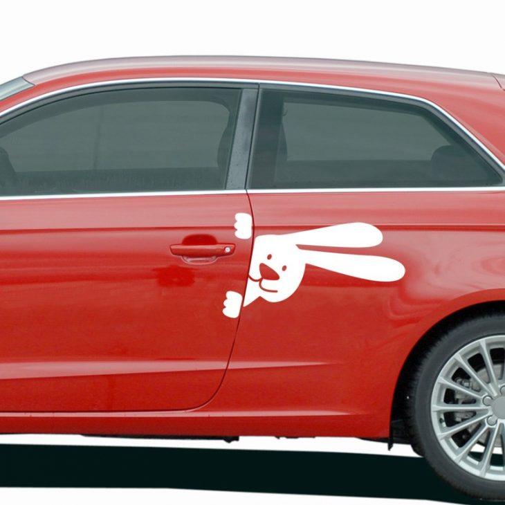 Stickers de voiture