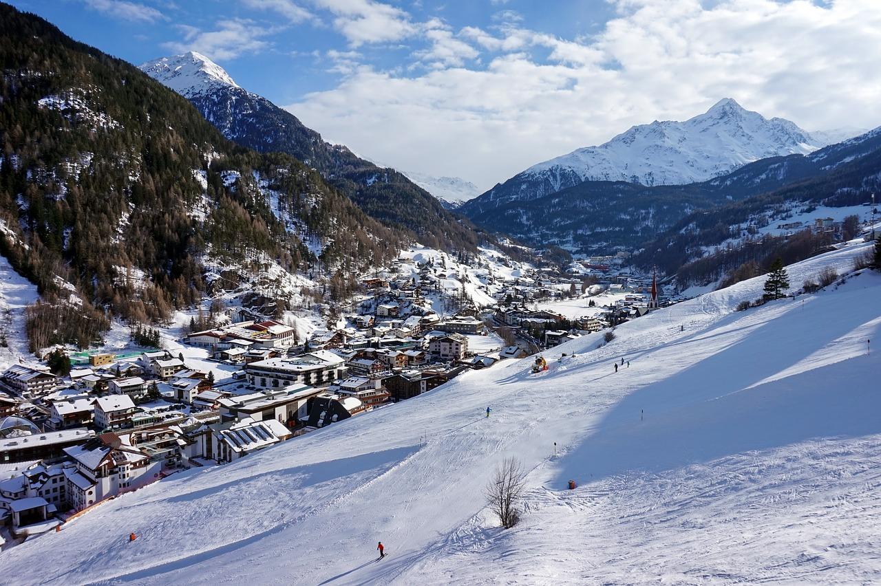hébergement au ski