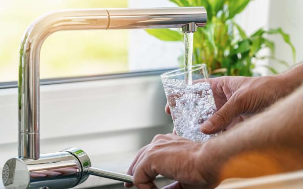 filtrer l'eau du robinet