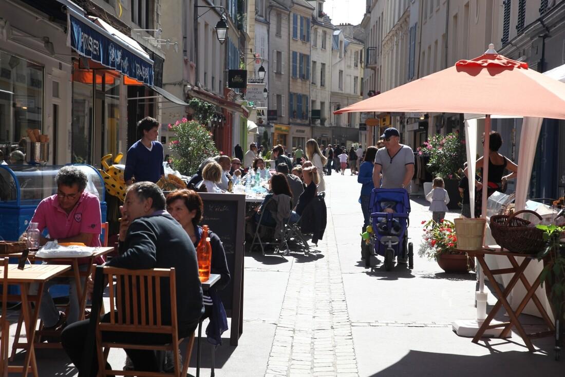 Les atouts du centre-ville de Saint-Germain-en-Laye1